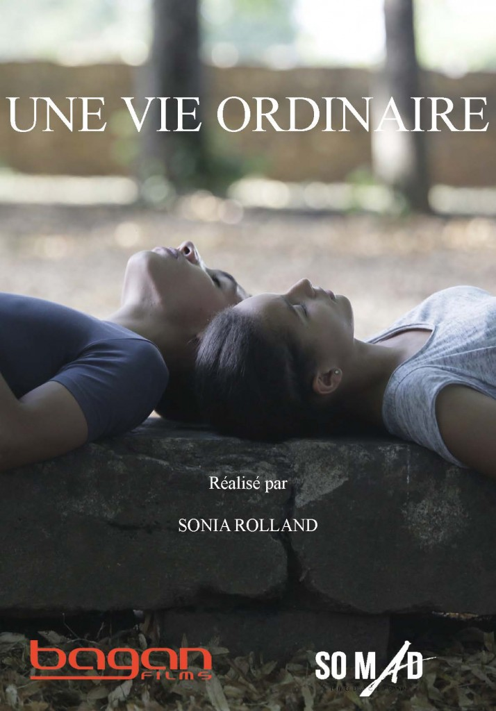 une vie ordinaire étalonnage affiche court métrage Sonia Rolland