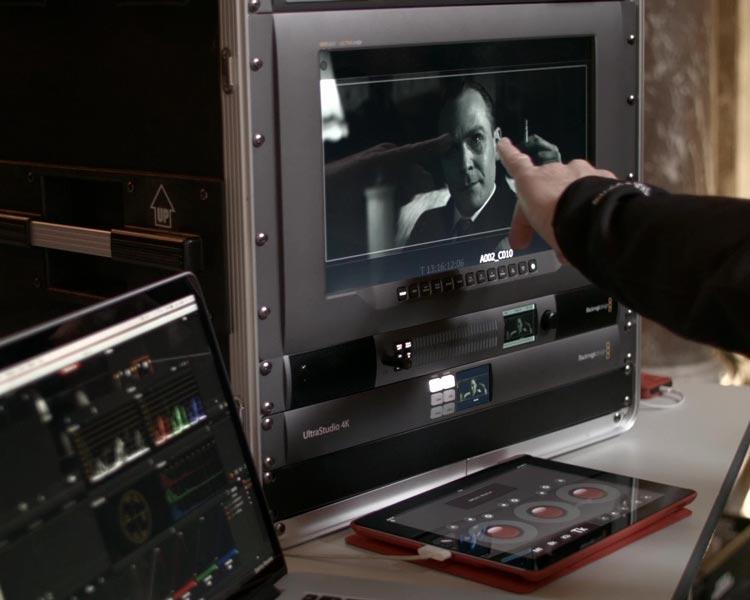 Court-métrage dont l'étalonnage a été fait en résidence dans les studios de the Place